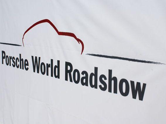 «Porsсhe World Roadshow»